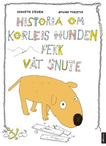The story about how dogs got wet noses
