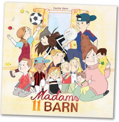 """Cecilie Seim """"Madam's 11 Children"""""""