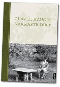 Cover of 'Olav H. Hauge Vakraste Dikt'