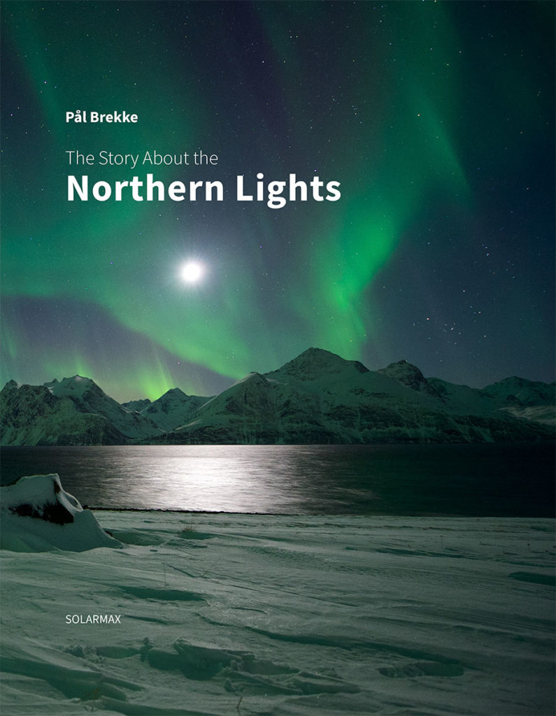 "Cover of ""The Story About the Northern Lights"""