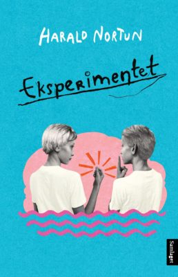 Cover of Harald Nortun: The Experiment