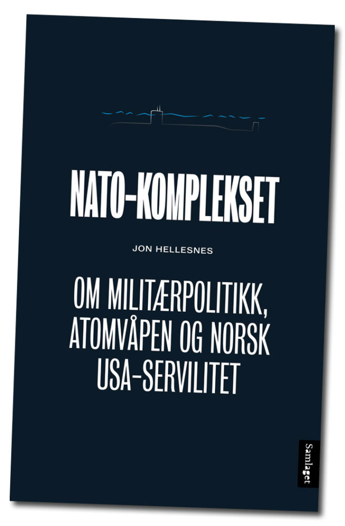 Cover of Hellesnes: The NATO complex