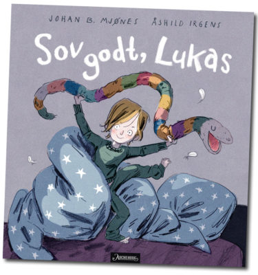 Cover of Mjønes/Irgens: Sleep Tight, Lukas
