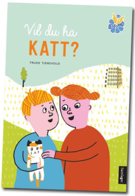 Cover of Trude Tjensvold: Do You Want a Cat?