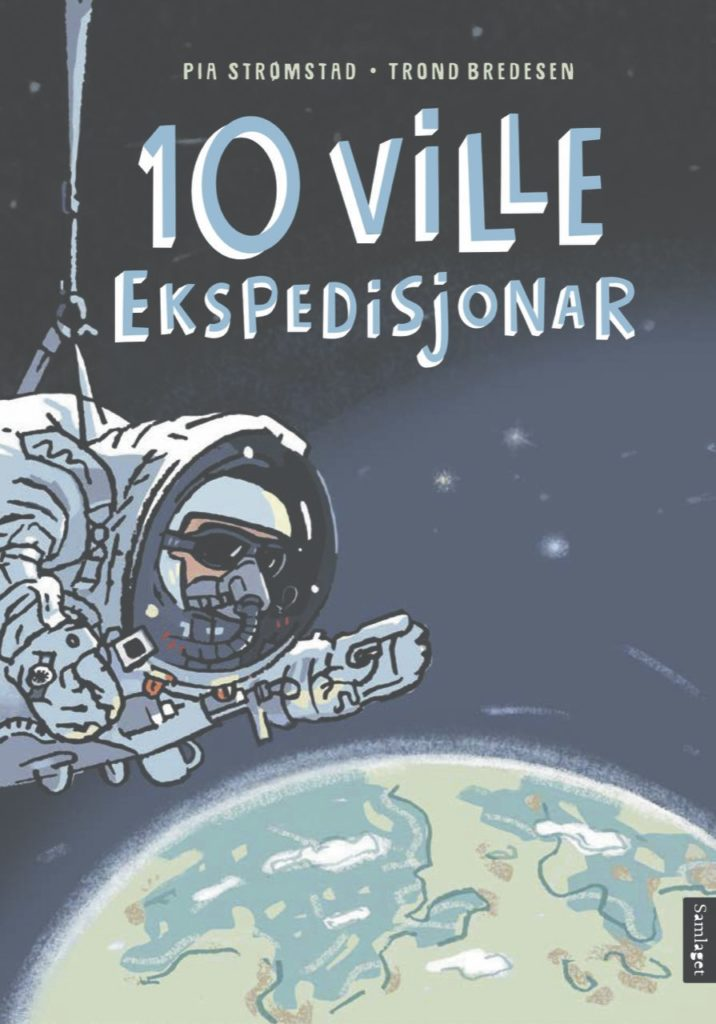 "Cover of ""10 Daring Expeditions"""