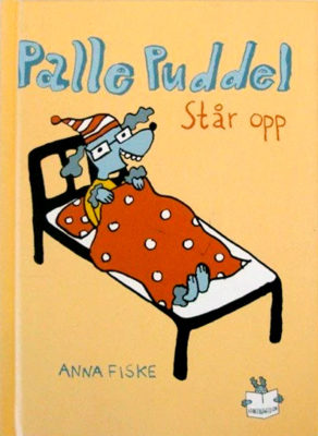 """Cover of """"Palle Poodle Gets up"""""""