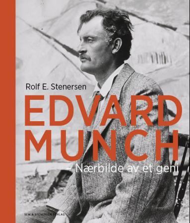 "Cover of ""Edvard Munch. Close-Up of a Genius"""