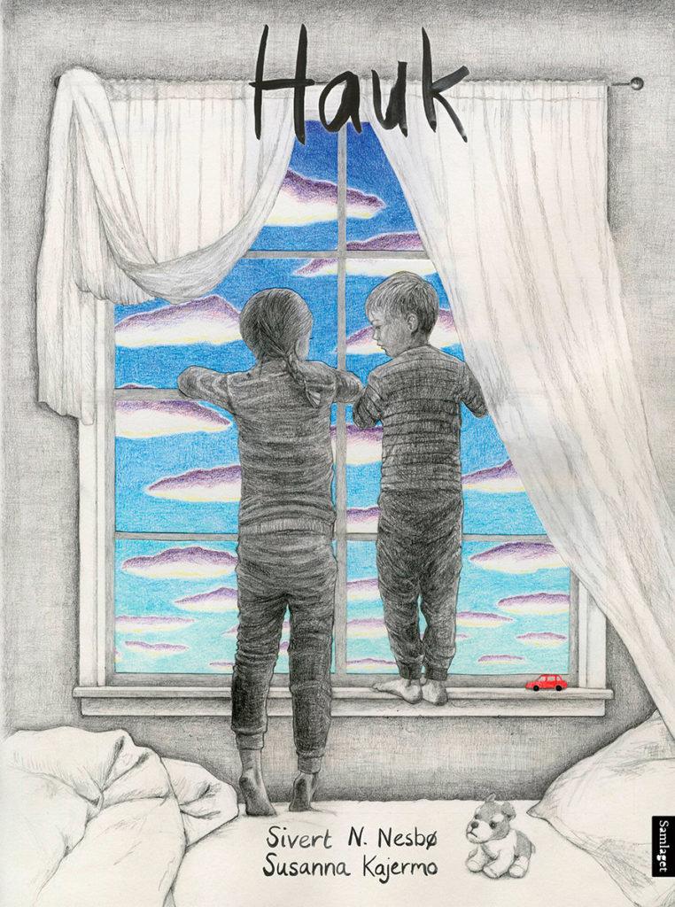 "Cover of ""Hauk"""