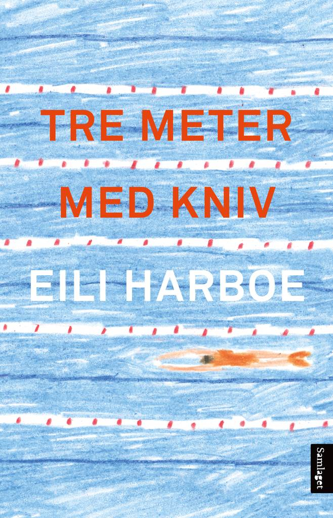 "Cover of ""Three Meters with a Knife"""