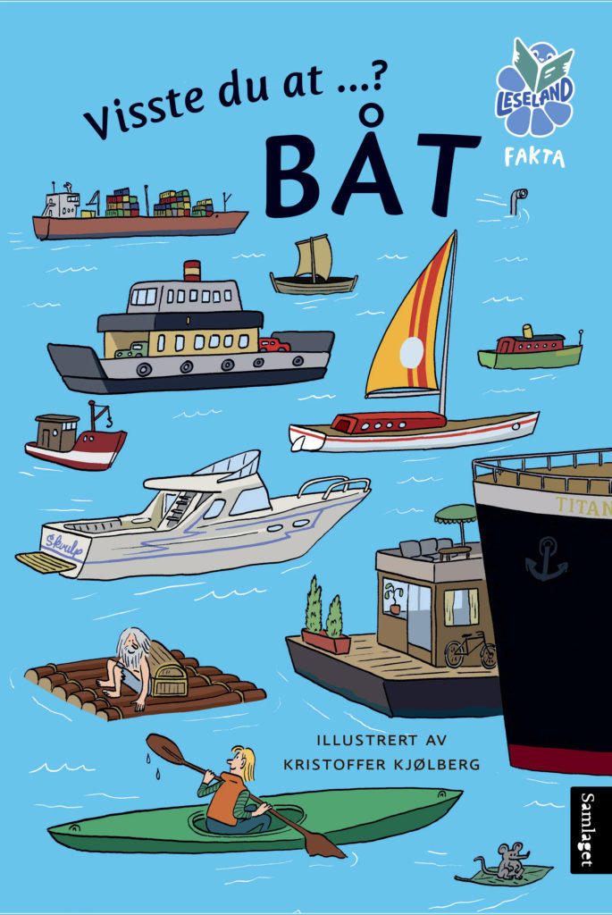 "Cover of ""Did You Know That …? Boat"""