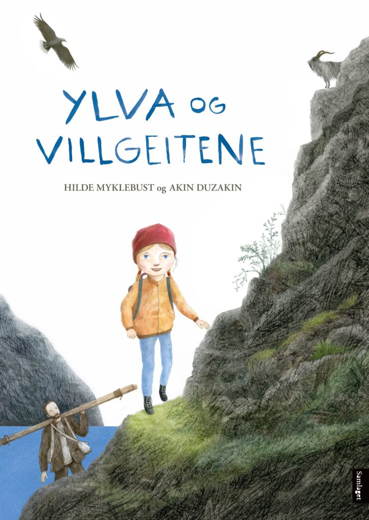 "Cover of ""Ylva and the Wild Goats"""