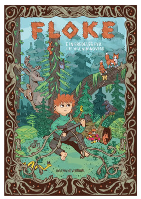 "Cover of ""Floke"""