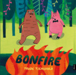 "Cover of ""Bonfire"""