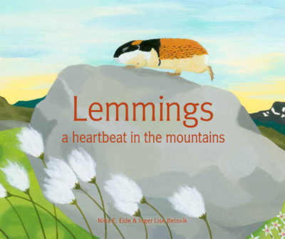 "Cover of ""Lemmings – a Heartbeat in the Mountains"""