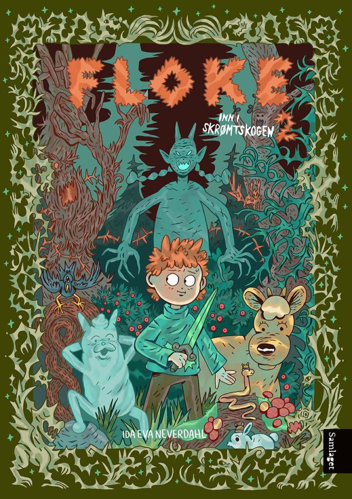 """Cover of """"Floke 2"""""""